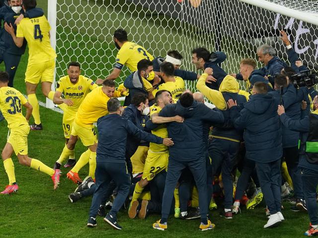 Europa League: FC Villarreal schlägt Manchester United und holt den Titel