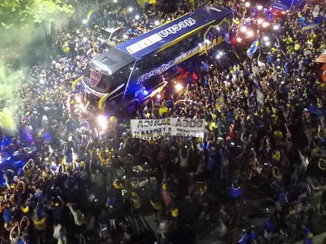 Copa Libertadores in Madrid: Angst vor Krawallen