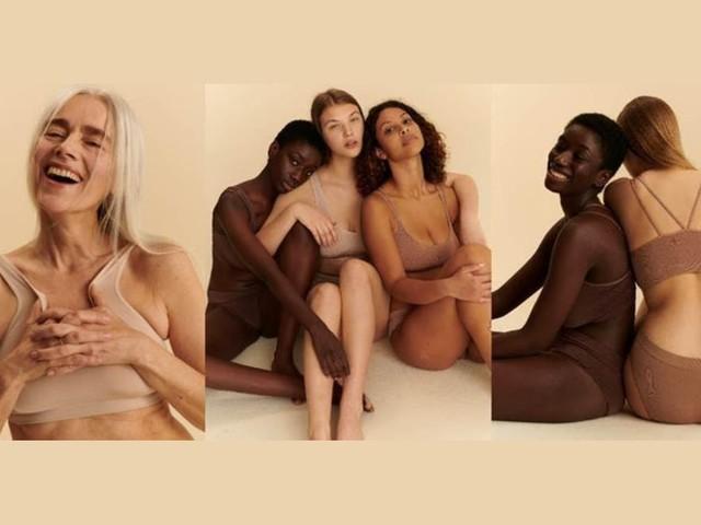 """""""Nude for all"""" – C&A feiert die Vielfalt von Frauen mit der neuen """"Tribe Lingerie""""-Kampagne"""