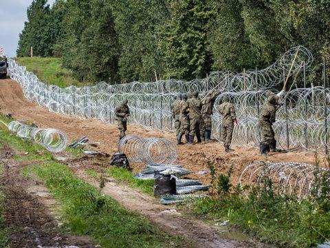 Polen: Mehrere Leichen an polnisch-belarussischer Grenze entdeckt