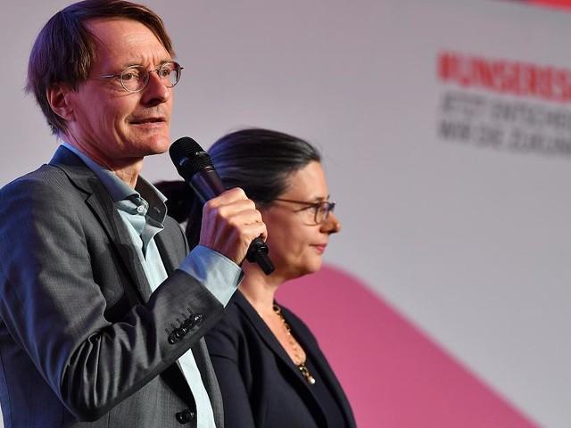 """Klimadebatte im News-Ticker - """"Bestürzend"""": SPD-Politiker Lauterbach kritisiert Grüne in Klimaschutz-Debatte"""