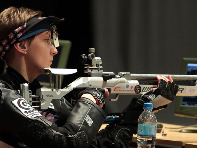 Olympia: Paralympics: Sportschützin Hiltrop holt Gold