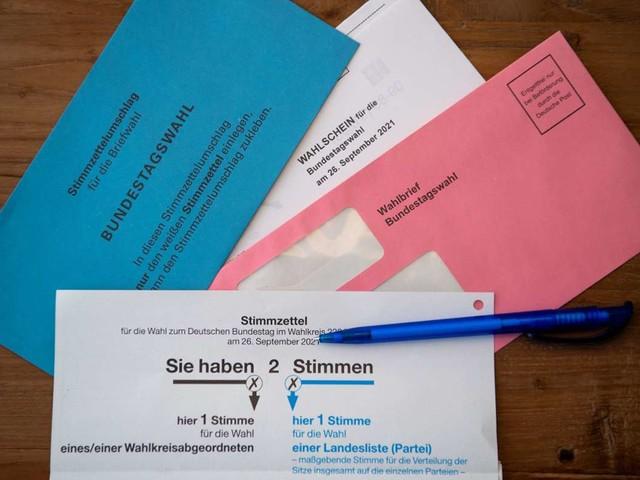 Immer mehr Briefwähler: Probleme mit der Briefwahl