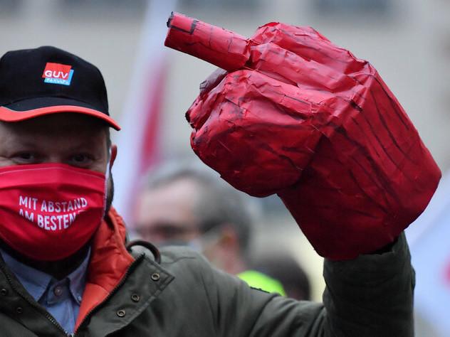 Tarifverhandlungen bei Bund und Kommunen: Hartes Ringen