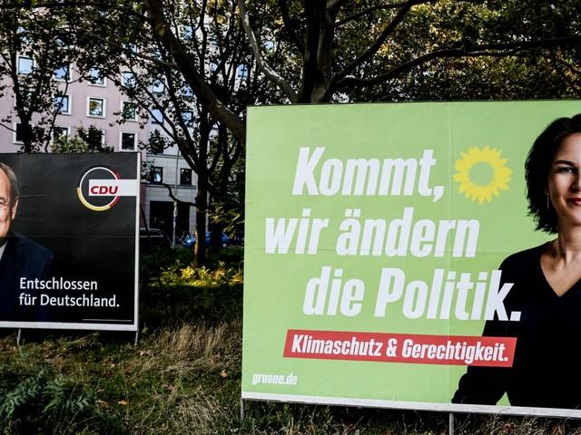 Bundestagswahl 2021 im News-Update: Laschet und Baerbock für härteres Vorgehen gegen islamistische Gefahren in Deutschland