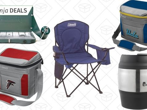 Even If Your Team Is Trash, Amazon's One-Day Tailgating Sale Is Good