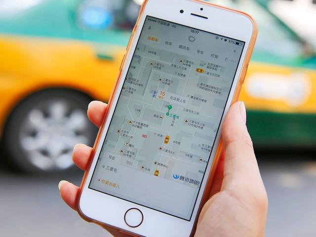 Chinesischer Fahrdienstvermittler - Uber-Rivale Didi will bis zu 4,6 Milliarden Dollar bei US-Börsengang