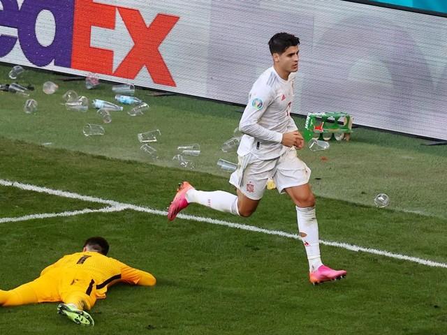 EM-Viertelfinale live: So steht es bei der Schweiz gegen Spanien