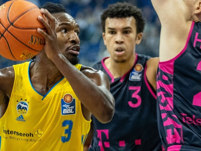 Basketball-Bundesliga: Baskets Bonn vermiesen Meister Alba den Auftakt