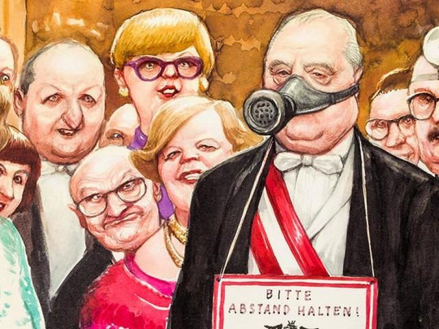 Karikaturmuseum Krems: Wo Aufklärung mit Schmäh funktioniert