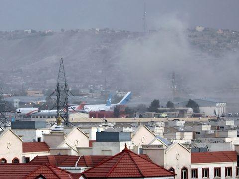 Lage in Afghanistan: Mindestens sechs Tote nach Anschlag bei Kabuler Flughafen