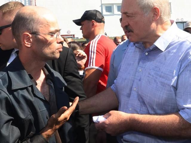 Belarus: Lukaschenko lässt russische Journalisten einfliegen