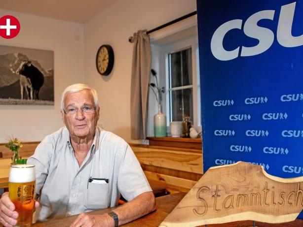 Wahlkampf: Warum die CSU-Basis Probleme mit Armin Laschet hat