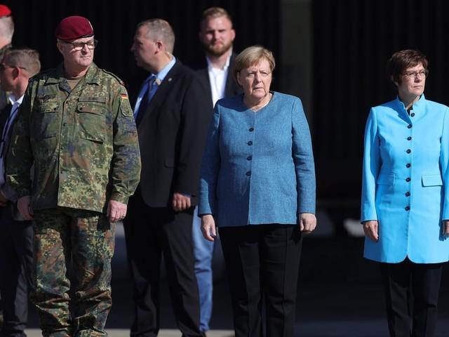 Bundeswehr: Annegret Kramp-Karrenbauer verteidigt Afghanistan-Einsatz