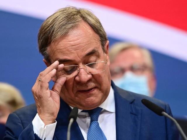 Verlierer Armin Laschet nimmt weiter Kurs aufs Kanzleramt