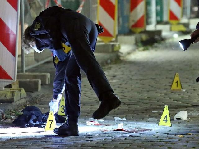 Dresden: Messerangriff auf zwei Männer - Verdächtiger ist islamistischer Gefährder