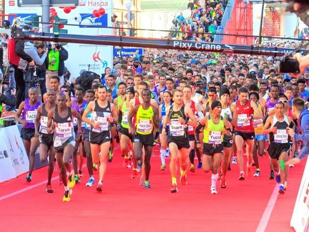 Hamburg: Leichtathletikverband hängt am Tropf des Marathons