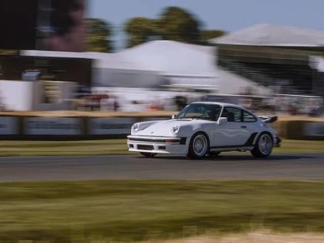 Unter der Haube dieses Porsche 911 schlummert ein echtes Monster