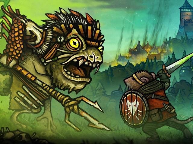Tails of Iron: Der Erbe des Rattenthrons im Kampf gegen den Frosch-Clan