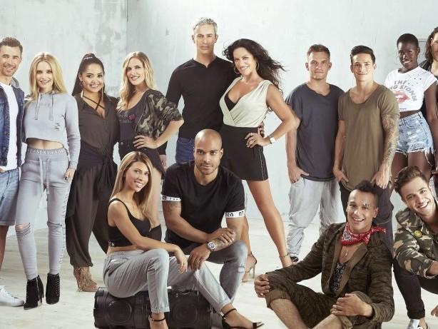 """Tanz-Sendung: Diese 14 Stars tanzen in der RTL-Show """"Dance Dance Dance"""""""