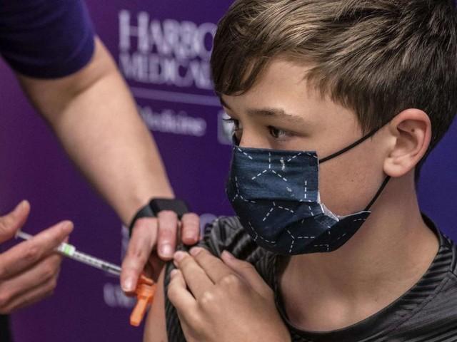 """Experte: """"Impfung von Kindern eher nachrangig"""""""