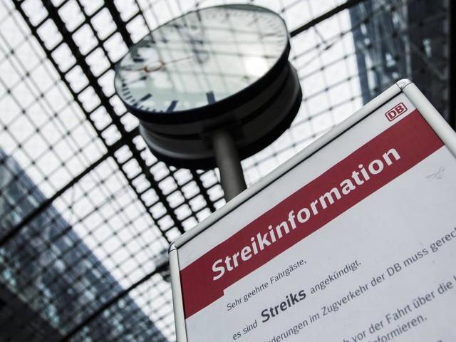 Deutsche Bahn | GDL beschließt Arbeitskampf: Streiks drohen