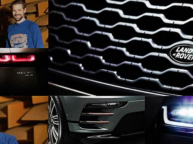 Der Range Rover Velar ist AVANT-GARDE | Gewinne Tickets für die Deutschland Premiere