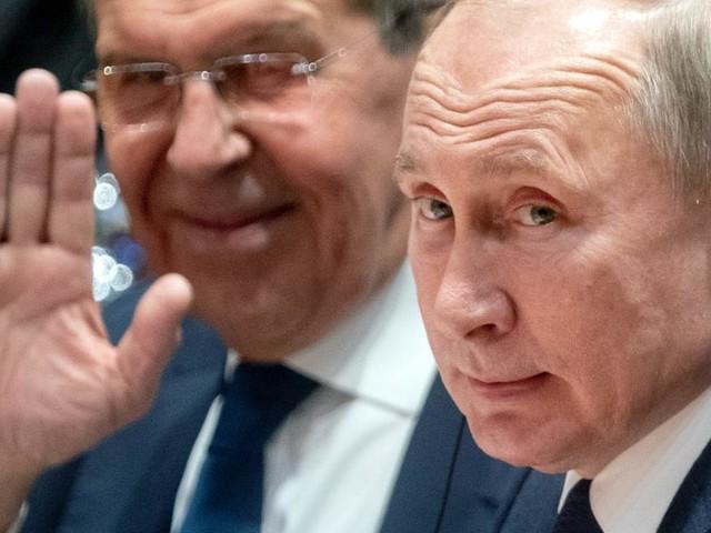 """Lawrow: USA handeln im """"Geiste des Kalten Krieges"""""""