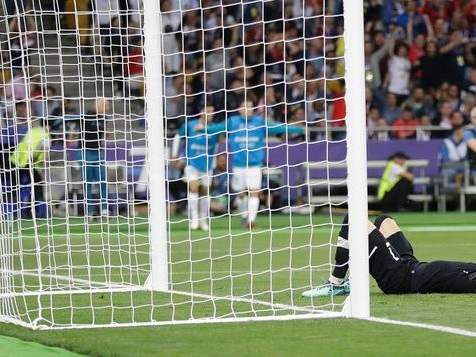 Zwei schwere Patzer von Karius bringen Real Madrid den Titel