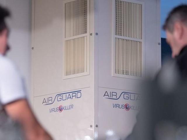 Kampf gegen Corona: Luftfilteranlagen: Revolution für Klassenzimmer?
