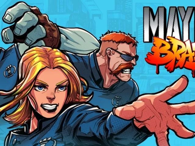 Mayhem Brawler: Arcade-Prügler im Stil der Neunziger ist kampfbereit