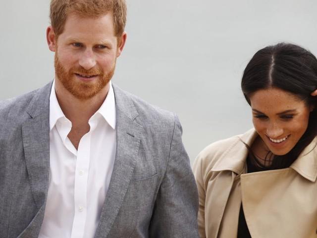 Welcher Royal Harrys Tochter Lili zuerst sehen darf - es ist nicht die Queen