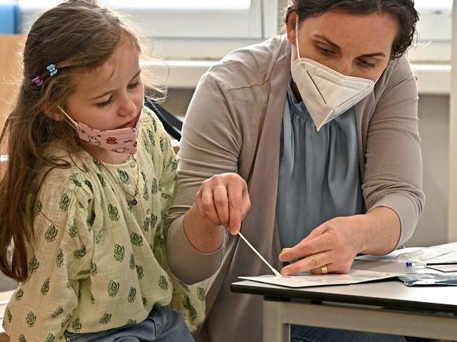 Anlaufschwierigkeiten bei gelockerten Schulquarantäneregeln