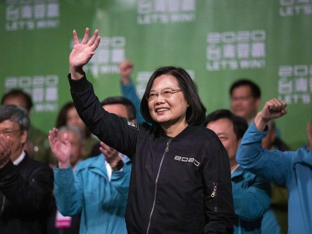 Votum gegen Annäherung: Nach Taiwan-Wahl: China bekräftigt Machtanspruch