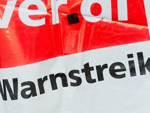 Auftakt zu Warnstreiks im öffentlichen Dienst in Bayern