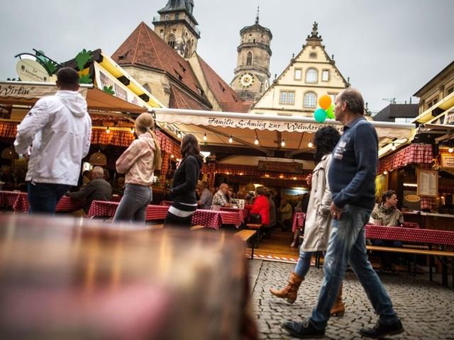 Stuttgarter Innenstadt: Der Marktplatz wird zur Baustelle