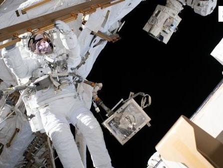 Traumjob Astronaut: Über 22.000 Bewerbungen