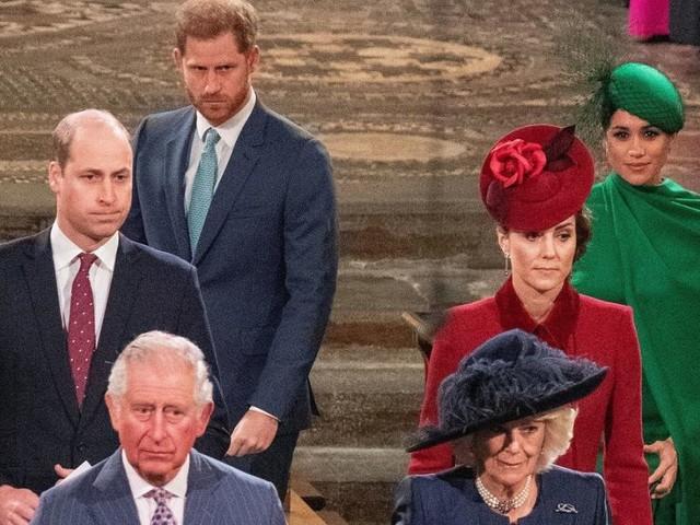 Meghan-Freundin: So verlief erstes Gespräch zwischen Harry, William und Charles