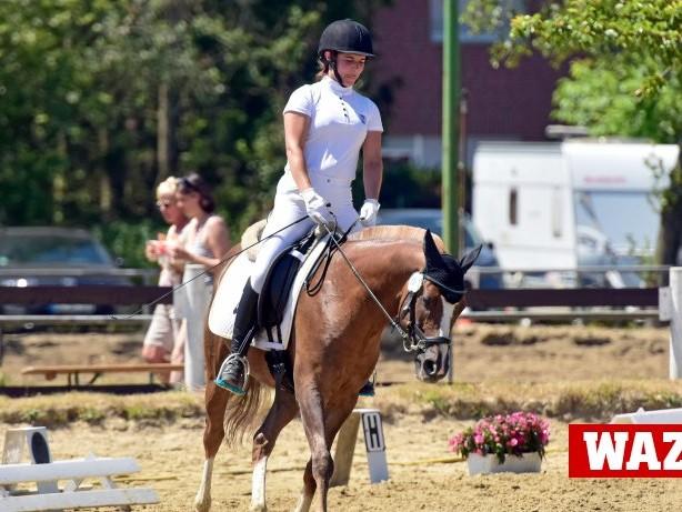 Reitsport: Rolle rückwärts bei den Reitern: Einzel-Training verboten