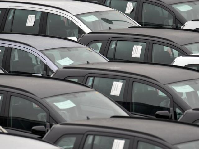 Autobranche leidet unter Corona-Krise