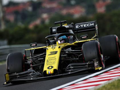 Formel 1: Transfer-News Ocon bald fix bei Renault?