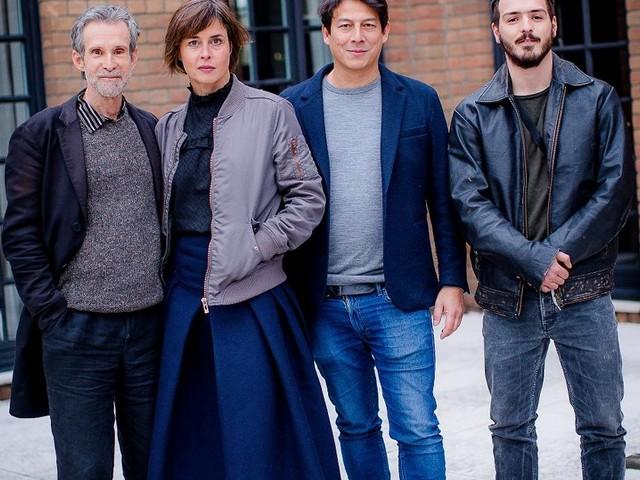 Kinostart im Herbst 2020: Ulrich Matthes dreht in Hubbelrath