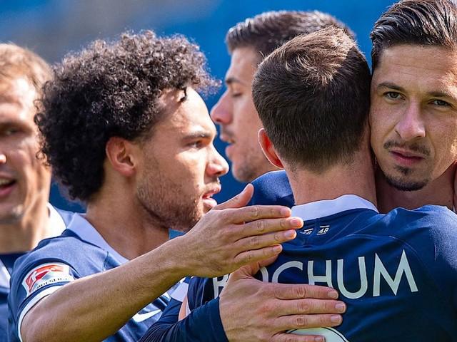 Zweite Bundesliga: Bochum gewinnt Topspiel und setzt sich ab