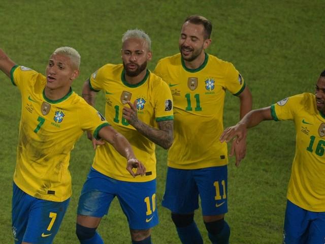 Copa América: Gastgeber Brasilien schlägt Peru 4:0