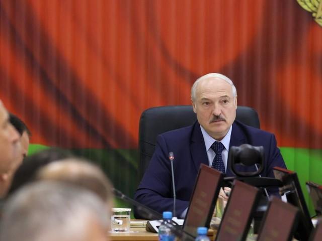 Staatsapparat organisiert Unterstützer-Demos für Lukaschenko