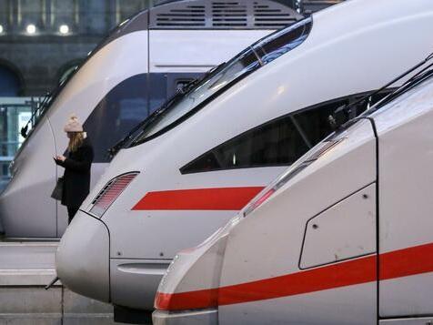 Bahn sagt Paket für mehr Pünktlichkeit zu