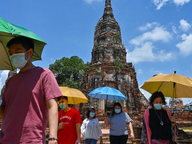 Bangkok will ab November wieder Touristen empfangen
