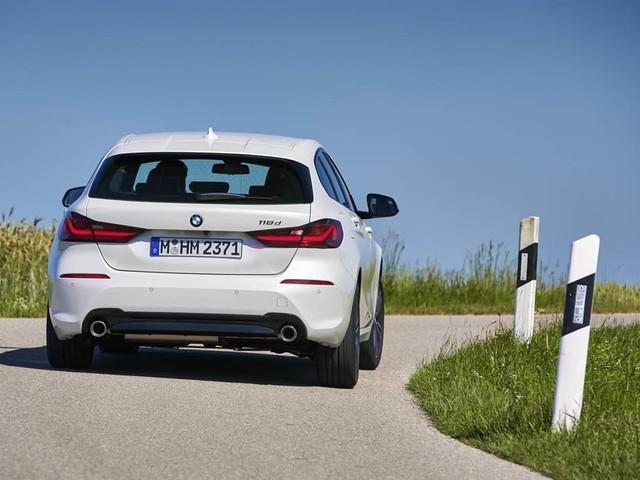 Fahrbericht: BMW 118d