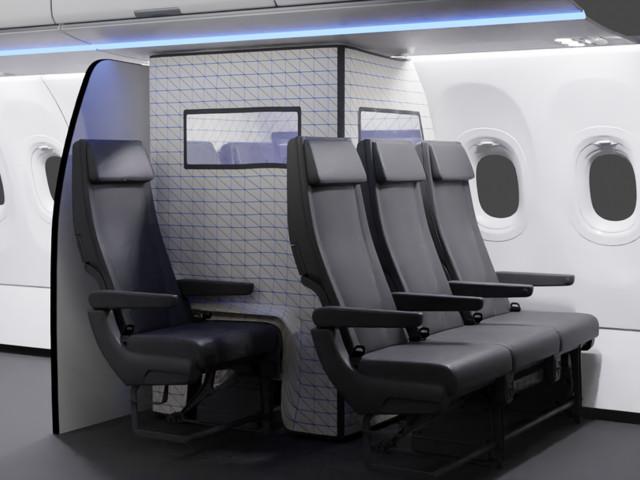 Airbus entwirft Quarantänezelt für Flugreisende mit Corona-Symptomen
