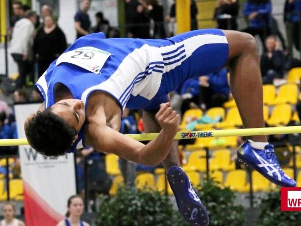 Leichtathletik: Wittens Hochspringer Madu holt NRW-Titel mit neuem Bestwert